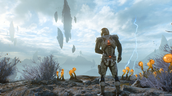 Mass Effect Andromeda Golden World 7